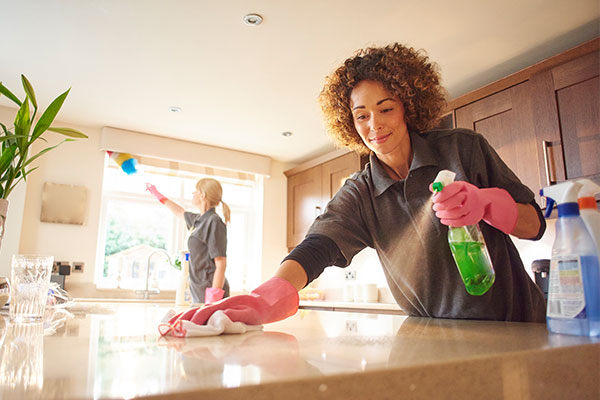 ACC Claim Domestic Cleaners