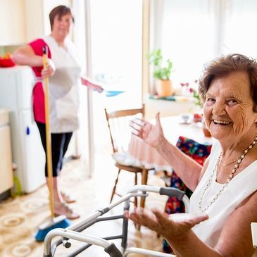 What are the Benefits of Home Cleaning Services for the Elderly?